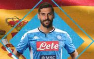CHÍNH THỨC: Nhà vô địch World Cup, Euro gia nhập Napoli miễn phí