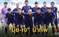 ĐT Thái Lan chốt danh sách trận Việt Nam: Có 10 tiền vệ và chỉ 1 tiền đạo