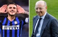 Sếp Inter Milan đáp trả 'cứng' trước việc bị sao Argentina kiện