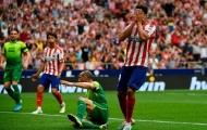Vượt ải Eibar, Atletico vẫn lập kỷ lục đáng buồn dưới thời HLV Simeone