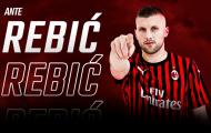 CHÍNH THỨC: AC Milan đón sao Croatia từ Bundesliga