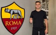 CHÍNH THỨC: Cầu thủ bị HLV Croatia đuổi về nước gia nhập AS Roma