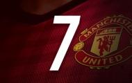 Daniel James - Nên là Số 7 mới của Man Utd?