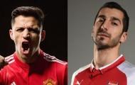 Man Utd - Arsenal đã tạo nên vụ đổi người 'thảm họa' nhất lịch sử?