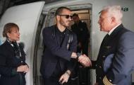 Dàn sao Ý đẹp như diễn viên, lên đường dự vòng loại Euro 2020