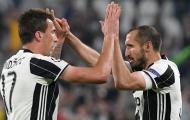 Juventus công bố DS dự vòng bảng C1: Gạch tên 2 công thần