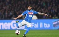 Napoli công bố danh sách dự vòng bảng C1: Bất ngờ với một cái tên