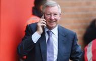 'Sir Alex hỏi có phải tôi không thích vô địch Champions League không'