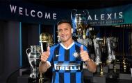 Vừa mới sang Inter, Sanchez đã tiết lộ bến đỗ tiếp theo