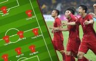Đội hình ra sân ĐT Việt Nam đấu Thái Lan: Tiểu Mozart, sát thủ 'giết Voi'
