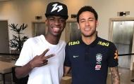 Sao Real Madrid: 'Tôi sẽ chơi cùng Neymar vào thứ 6'