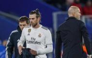 Bale và Zidane thực chất vẫn đang 'bằng mặt không bằng lòng'?