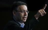 Chủ tịch Barca thừa nhận, Cules mơ gì 'siêu bom' 300 triệu nữa?