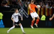 Hà Lan đè bẹp Đức, De Ligt vẫn mắc sai lầm ngớ ngẩn