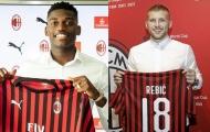 Hàng công của AC Milan và cơn đau đầu mới của Marco Giampaolo