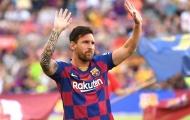 NÓNG: Chủ tịch Barca lên tiếng, tương lai của Messi đã sáng tỏ