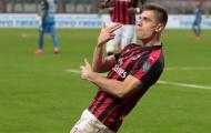 """AC Milan và nỗi lo đến từ """"vua dội bom"""""""