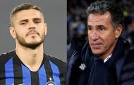 Cựu sao Napoli vẫn 'cay cú' khi nhắc về mục tiêu hụt của CLB