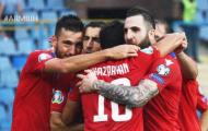 Lập cú đúp, cựu sao Man United giúp đội nhà duy trì hy vọng tham dự EURO 2020
