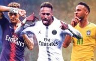 Đây là điều kinh hoàng Neymar làm được cho PSG và Brazil