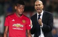 Đây! 'Siêu tiền vệ' thay thế Pogba của Real Madrid