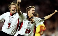 Đội hình tuyển Anh thế hệ vàng của Owen: 2 cú sốc khó tin