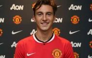 'Được khoác áo Manchester United là một niềm tự hào'