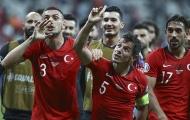Emre Belozoglu: Chiến binh bất tử của tuyển Thổ Nhĩ Kỳ