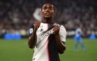 Sao Juventus thừa nhận liên hệ từ Man Utd