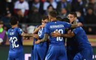 Trọng tài ưu ái, Italia đã ở rất gần VCK EURO 2020
