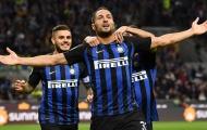 Danilo D'Ambrosio: Sau mỗi tiếng gầm là tình yêu với Inter Milan