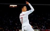 CHOÁNG! Ronaldo và những con số không tưởng cùng ĐT Bồ Đào Nha
