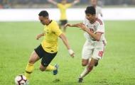 """UAE thắng vất vả Malaysia, Việt Nam có thể tạo """"địa chấn"""" trước đội bóng Tây Á ?"""