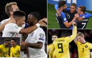 5 đội tuyển châu Âu sở hữu hàng công mạnh nhất hiện tại