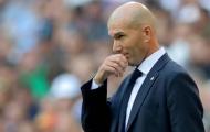 Có 1 ngôi sao đang khiến Zidane 'ngượng ngùng' ở Real Madrid