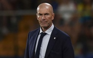 'Tai ương' lại ập xuống Real khiến HLV Zidane đứng ngồi không yên