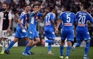 Vòng 3 Serie A: Chờ đợi màn hủy diệt của Napoli