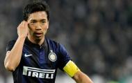 Yuto Nagatomo, 'chiến binh samurai xanh' của Inter Milan