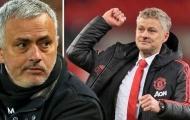 Đây, sự khác biệt giữa Solskjaer và Mourinho khi dẫn dắt Man Utd