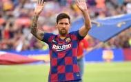 Lionel Messi: 'Barcelona là nhà của tôi, nhưng...'