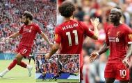 3 'khẩu pháo' nổi giận, Liverpool đè bẹp Newcastle trên sân nhà