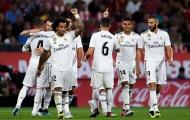 4 trận 4 bàn, Real thăng hoa vì 'siêu máy làm bàn' của Zidane