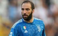 Gonzalo Higuain và câu chuyện về số áo huyền thoại tại Juventus