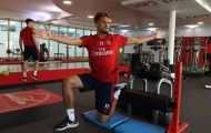 Bất ngờ! Tân binh của Arsenal trở lại Emirates