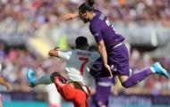 3 điều có thể bạn đã bỏ lỡ ở trận Fiorentina 0-0 Juventus: Vị khách đặc biệt xuất hiện