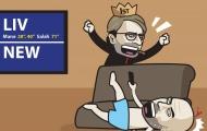 Cười té ghế với loạt ảnh chế Vòng 5 Premier League