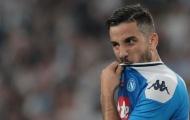 """Đánh bại Sampdoria, sao Napoli """"tố"""" Inter Milan được thiên vị"""
