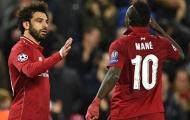 Mane rất không hài lòng khi Salah làm điều này