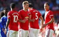 Thắng Leicester, Man Utd đã hóa giải bài toán 'giải phóng' Pogba
