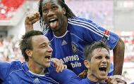 Sau tất cả, 'trục quái vật' Terry - Lampard - Drogba đã trở lại?